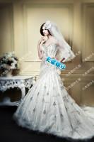 2013 eagle wedding luxury fashion elegant aesthetic wedding dress ty8826