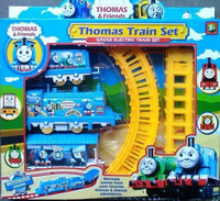 New arrive Thomas electric rail train thomas electric rail cars 195g
