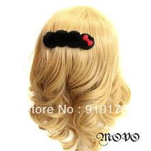 black hair clip promotion