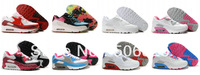 Freeshipping,Wholesale 2013 Running Shoes,Hot sale,air sports shoes,Max  athletic 90 women sneaks many colors
