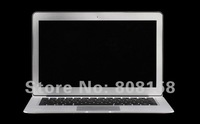 "13.3"" laptop Intel I7 Dual Core 1.9~3.0GHZ 4GB RAM 128GB SSD 8400mAH support Windows 8/ windows 7"