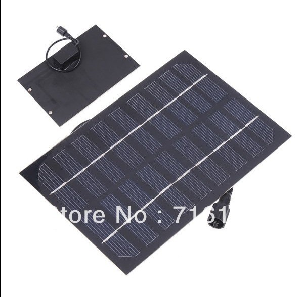 Solar Power Water Pump For Garden Cycle/Pond Fountain/Rockery Fountain,freeshipping wholesale(China (Mainland))