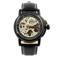 Ouyawei male watch automatic mechanical watch strap large dial fashion tourbillon watch 10 - 39