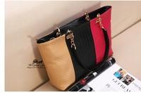 TU 22501 2014  new style fashional  pu handbags,woman bag,  fashional  totes bag women ,free shipping.
