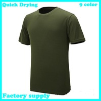 2013 summer new Casual short sleeve fashion popular T-Shirts for men Tee Shirt Slim Fit Tops cycling Quick Drying Sport Shirt