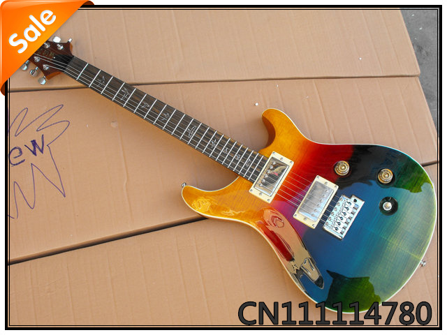 best selling Musical instrument guitar/electric guitars/prs guitars(China (Mainland))