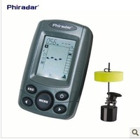 free shipping Phiradarff108 fish wireless sonar fish finder portable fish finder