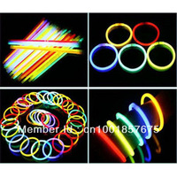 100pcs Wholesale led flashing lighting wand novelty toy glow sticks for christmas celebration festivities ceremony item product