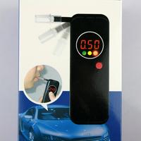 LCD Police Digital Breath Alcohol Tester Breathalyzer