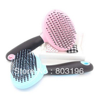 5Pcs/Lot Free Shipping Pet Grooming Comb Dog Cat Comb Pet Pinned Brush Plastic Comb Needle M-001