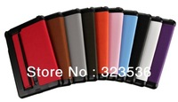 Wholesale 20pcs/Lot Newest Unique Toothpick PU Leather Belt Skin Stand Cover Case for iPad Mini,Toothpick Case DHL Free Shipping