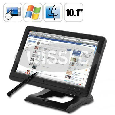 lilliput UM-1010/C/T 10.1 inch USB Touch Screen LCD Monitor for Desktop &amp; Laptop PC(China (Mainland))