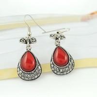 Free shipping Vintage Bohemia Drop Earrings Fashion Jewelry Wholesale Qulity Guaranteed V-E1046