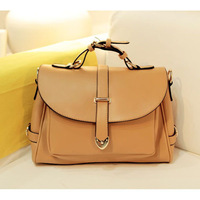 New Fashion Retro Messenger Bags Candy Color Shoulder Bag Women Totes ZXB2209