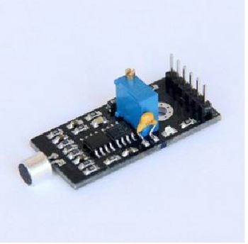 Voice-activated switch module