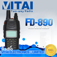 Radio Transmitters for Sale! Two Way Radio FDC FD-890 Handheld Radio Transmitter Dual Frequency FM Transmitter