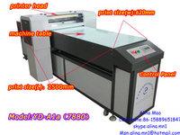 Digital Flatbed Inkjet Pen printer Pen Printing Equipment