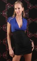 FREE SHIPPING 2014 New Sexy Fashion Women Summer Casual Dresses Size M XY8544-1