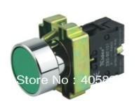 Momentary Flush Push button Switch 1N/O Green XB2BA31 Spring Return mounting hole 22mm