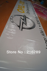 PVC vinyl banner OPEL(China (Mainland))