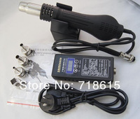 DHL Free shipping SAIKE 8858 Rework Station 220V/110V Portable BGA Rework Solder Station Hot Air Gun
