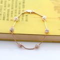 ITALINA dashun lucky ball bracelet female alloy 18k gold quality ol elegant accessories