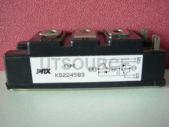 KD224503 POWEREX Module Dual Darlington Transistor Module