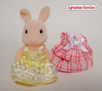 RARE! Sylvanian Families special edition rabbit Japanese version