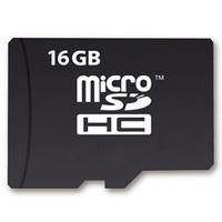 NEW 16G 16GB MicroSD Micro SDHC SD HC TF Memory Card +Case+Free ADAPTER