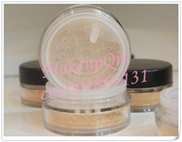 Пудра New Loose Powder WATTE BareMinerals Bare Minerals Sunscreen Foundation Spf15 golden Medium 8g 12pcs