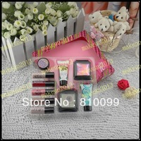 2012 Hot selling ~ 20 pcs EMS B new big 10 makeup kit , 10 kinds makeup set ! makeup2013