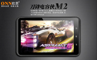 2013 Free shipping RU UA Onn M2 Mars Dual-Core Tablet pc GPS wifi (1024*600) Android 4.0 AML8726-MX 1.5GHz 7 inches HDMI 1080P