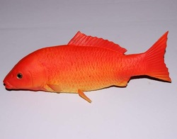 PU fish decoration model props fish(China (Mainland))