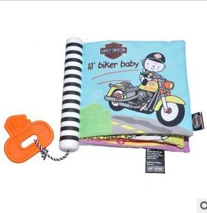 вокальные мотоцикл touch baby головоломка ткань