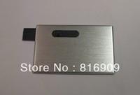 Free Shipping Metal Credit Card USB Flash Memory Full Capacity