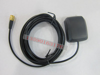 Free shipping Gps reinforcement aerial mouse shell gps aerial sma headband 3 noodle GPS antenna