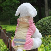 lovely Japan Asuku poncho dog raincoat pet raincoat dog raincoat dog clothes dog clothes new syle 2013