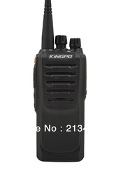 2013 February New Arrival Kingpo KP-558UV Dual Band 5W 96CH Portable Two way Radio(China (Mainland))