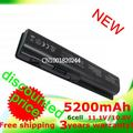 Pavilion of dv6 of the battery 5200mah Battery For HP Compaq DV4 DV5 DV6 CQ40 CQ41 CQ45 CQ50 CQ60 CQ61   G50 G60 G70 G71 Battery(China (Mainland))