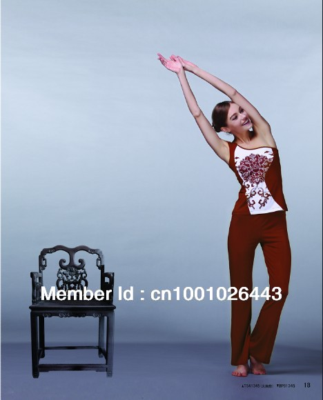 2013 Fashionable Ladies Yoga/Casual/Sports Wearing Set - Manufacturer(China (Mainland))