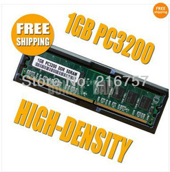 new ddr1 400mhz ram ,1GB for Desktop,PC3200,PC2700 184PIN MEMORY only for AMD platform,bga ram ,1G dimm free shipping(China (Mainland))