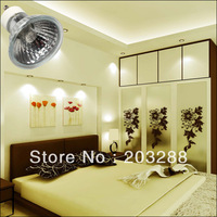 Free Shipping 10pcs/Lot ,Super Bright GU 10+C 50W 220V-240V Halogen Bulb Lamp Lighting Light Bulb