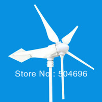 1000W wind turbine generator  24V or 48V  AC  ! 5blades .free shipping ! high quality !