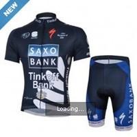 free shipping!2013 SAXO Tinkoff Bank cycling clothing of short/Cycling Wear/Cycling Clothing/Bike Jersey