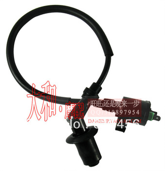 Universal  Ignition Coil For GY6 50/80/125/150CC Engine Scooter,ATV And Motorcycle,Free Shipping