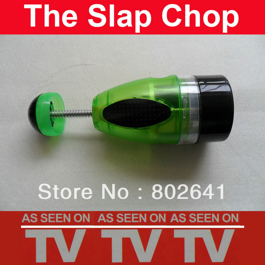 Slap Chop Food Chopper Fruit Vegetable Crushing Mashing machine Garlic Triturator(China (Mainland))