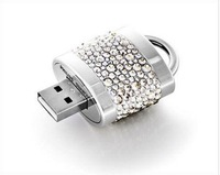 TRUE100% Flash Memory Best Selling Jewelry usb flash drive HOT Usb 2.0 2gb 4gb 8gb 16gb Usb Pendrive