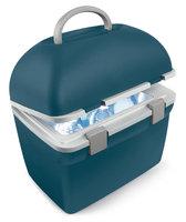 T20 trainborn portable dual mini refrigerator car refrigerator heating box 20l