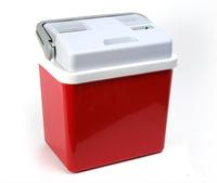 X25 trainborn portable dual refrigeration refrigerator car refrigerator heating box 25l