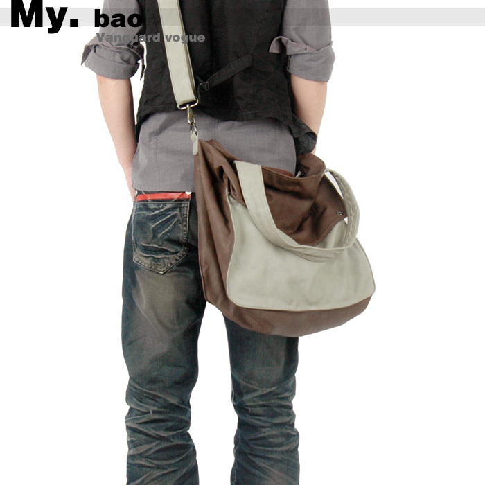2012 personality male messenger bag shoulder bag messenger bag male bags f11501 best selling hit hot product free shipping(China (Mainland))